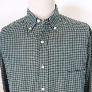 Loro Piana 18.5 36/37 Dress Shirt Button Down